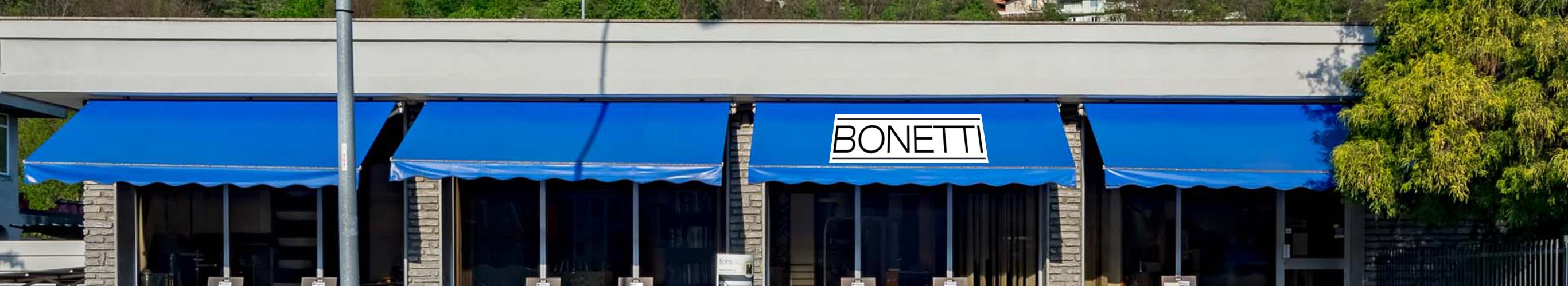 Il punto vendita a Borgosesia